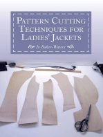 Pattern Cutting Techniques for Ladies' Jackets