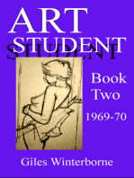 Art Student Book Two 1969-70