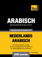 Thematische woordenschat Nederlands-Arabisch