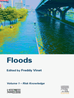 Floods: Volume 1 - Risk Knowledge