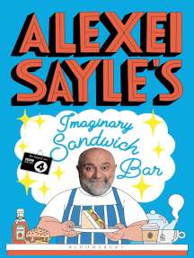 Alexei Sayle's Imaginary Sandwich Bar: Based on the Hilarious BBC Radio 4 Series