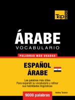 Vocabulario Español-Árabe Egipcio