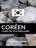 Livre de vocabulaire coréen