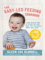 The Baby Led Feeding Cookbook