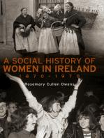 A Social History of Women in Ireland, 1870–1970