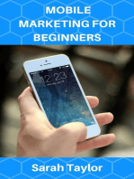 Mobile Marketing For Beginners