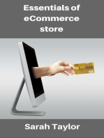 Essentials of eCommerce Store
