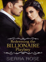 Redeeming The Billionaire Playboy