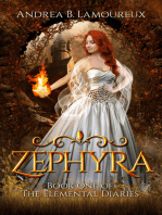 Zephyra Book One of The Elemental Diaries