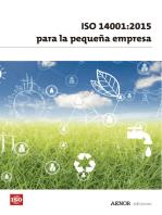 ISO 14001 para la pequeña empresa