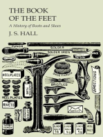 The Book of the Feet - A History of Boots and Shoes