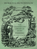 """The """"Country Life"""" Library of Sport - Fishing - Second Volume"""