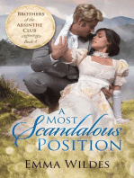A Most Scandalous Position