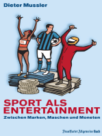 Sport als Entertainment