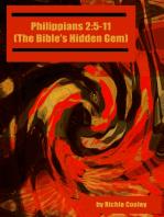 Philippians 2:5-11 (The Bible's Hidden Gem)