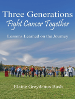 Three Generations Fight Cancer Together