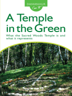 A Temple in the Green
