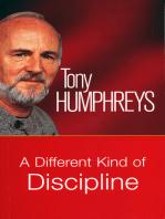 A Different Kind of Discipline