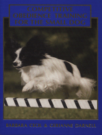 COMPETITIVE OBEDIENCE TRAINING FOR THE SMALL DOG