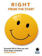 Right from the Start: Essential HR for Start-ups & Early Stage Companies