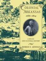Colonial Arkansas, 1686-1804