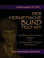 """Buddhistisch-hermetische Aufsätze vom """"Golden Dawn""""-Mitglied Allan Bennett"""