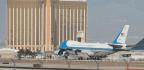 Trump Visits Shooting Victims, First Responders In Las Vegas