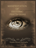 Manifestation Of Esoteric Perceptions