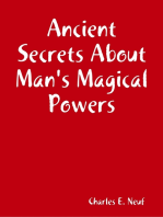 Ancient Secrets About Man's Magical Powers