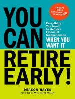 You Can Retire Early!