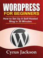 WordPress For Beginners - How To Set Up A Self Hosted WordPress Blog