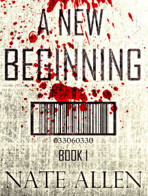 A New Beginning (The Faceless Future Trilogy Book 1)