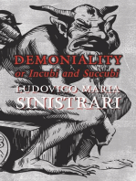 Demoniality or Incubi and Succubi