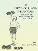 The Dumb-Bell and Indian Club