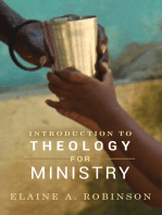 Introduction to Theology