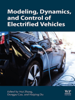 Modeling, Dynamics, and Control of Electrified Vehicles