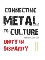Connecting Metal to Culture