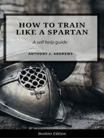 How to Train Like a Spartan