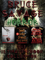 Bruce Savage Horror Ultimate E-Book Collection