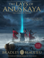 The Lays of Anuskaya Omnibus Edition