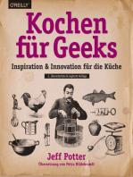 Kochen für Geeks
