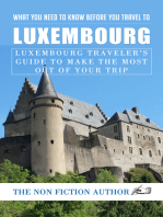 What You Need to Know Before You Travel to Luxembourg