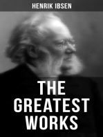 The Greatest Works of Henrik Ibsen
