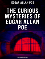 THE CURIOUS MYSTERIES OF EDGAR ALLAN POE (Illustrated Edition)