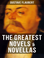 The Greatest Novels & Novellas of Gustave Flaubert