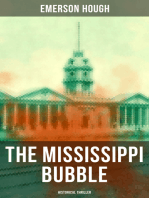 THE MISSISSIPPI BUBBLE (Historical Thriller)