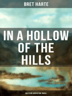 In a Hollow of the Hills (Western Adventure Novel)