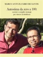 Autostima da zero a 100