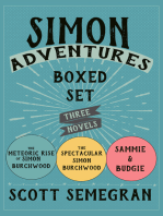 Simon Adventures Boxed Set