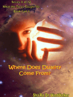 """Where Does """"Duality"""" Come From?"""